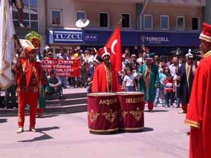 Akşehir Yörük Türkmen Şöleni Mehteran