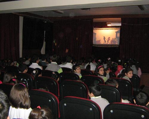 Bazı okullarda yaptığımız gösteriler ve seyircilerimiz