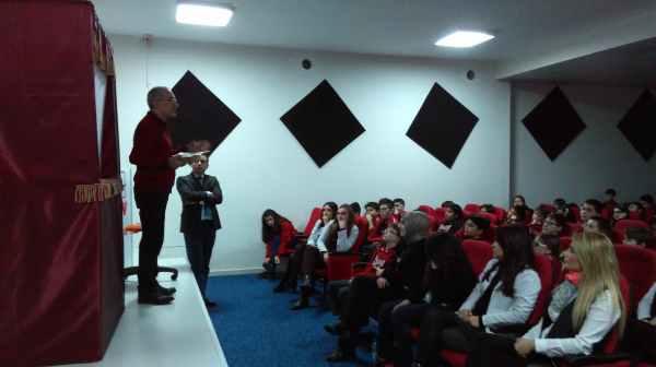 Samsun Sınav Koleji Karagöz Gösterimiz