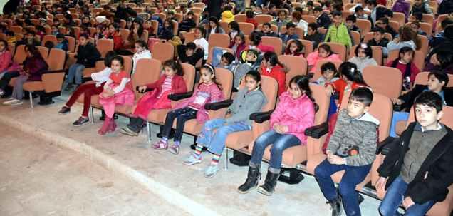 Nusaybin Mitanni Kültür Merkezi Karagöz Gösterilerimiz