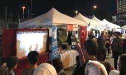 Karagöz Ekibi Olarak Beyrut Natins Day festivaline katıldık