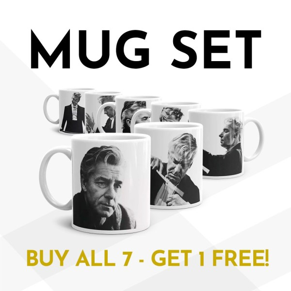 Weekday Mug Set