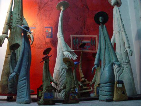 Ταξιδιώτες. Γκαλερί ΑΕΝΑΟΝ, 2003