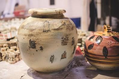 Ceramics - Details - Laboratory