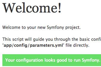 symfony2-configuration