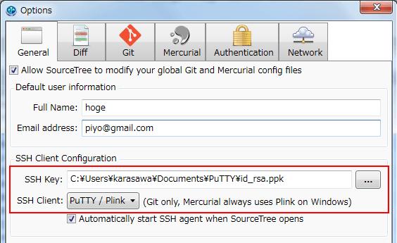 set-ssh-private-key