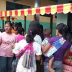 Bazar Ramadhan Desa Karangmalang Dipadati Pengunjung