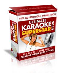 Karaoke Star DVD