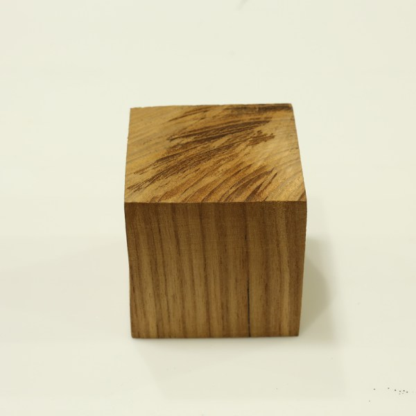 Handcrafted WOOD CUBE(Block,Dice), Home, Garden, Pot, Decor, Jewellery Display Stand, TEAK, 70-110-mm or 3-4-inches (WxDxH)
