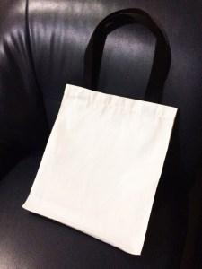 Unbleached Cloth Bag