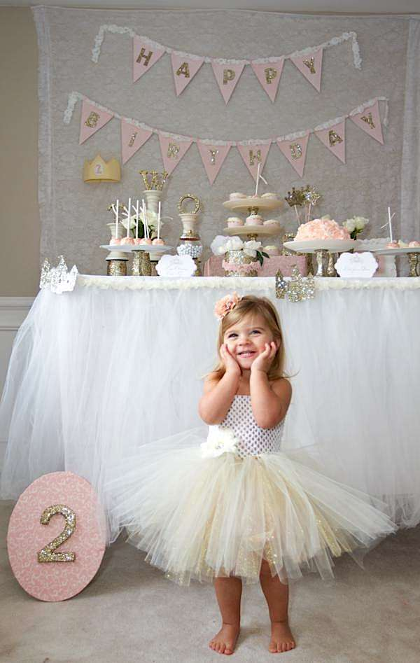 Karas Party Ideas Once Upon A Time Fairytale Princess 2nd