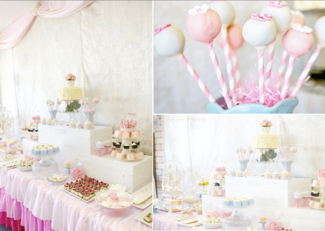 Mother S Day Afternoon Tea Party Dessert Table With Such Gorgeous Ideas Via Kara