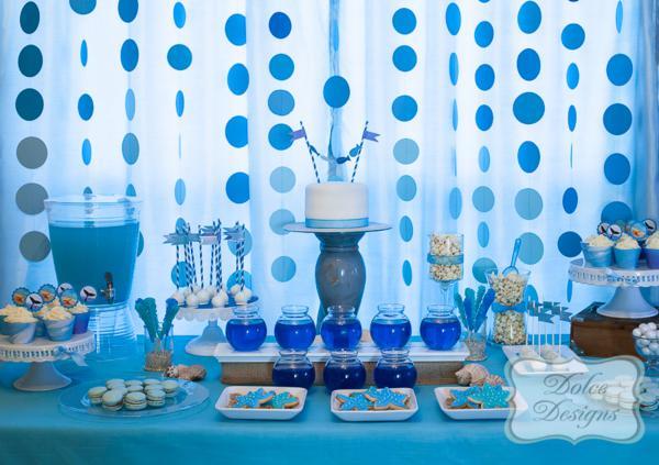 Karas Party Ideas Under The Sea Ocean Mermaid Tween Party