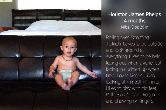 Houston's-4-month