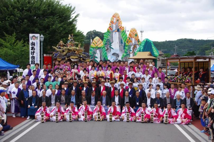 2016年 山あげ祭