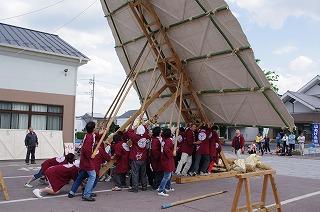 山あげ祭 2010年 金井町