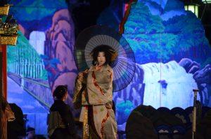 那須烏山の真夏を彩る山あげ祭