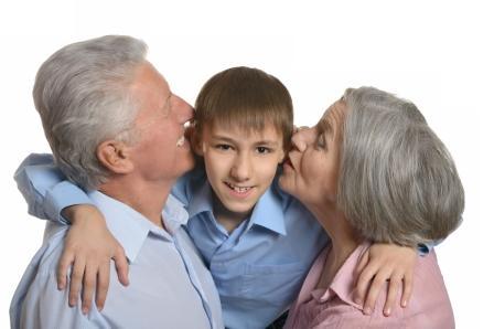 הורים תמיד נשארים הורים