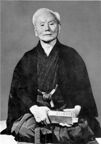 Sensei Funakoshi