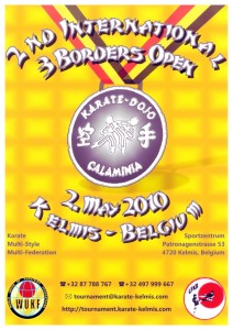 3 Borders Open 2010