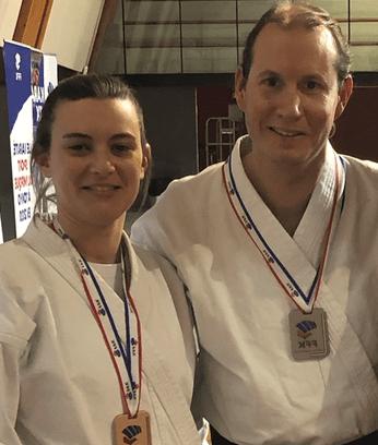 Coupe de France de Kobudo d'Okinawa, 30 mars 2019.
