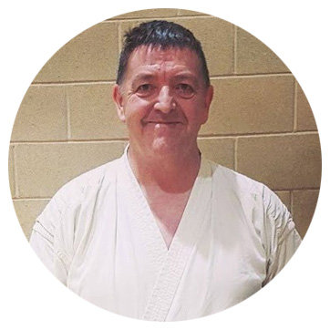 Senior instructor, Roy