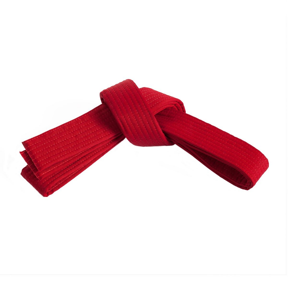Black Red Red Karate Gold Blue Green Orange Belts Black White Purple