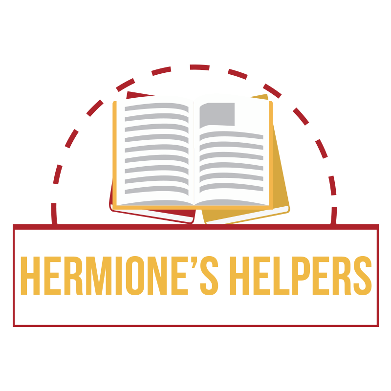 Hermione's Helpers Logo Project