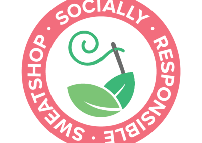 Socially Responsible Sweatshop Logo Project
