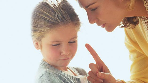 عبارات للطفل لا تقوليها ..
