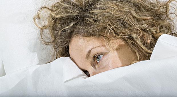 علاج النوم المتقطع بالاعشاب