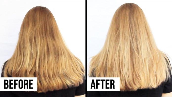 هل الخل يغير لون الشعر ؟