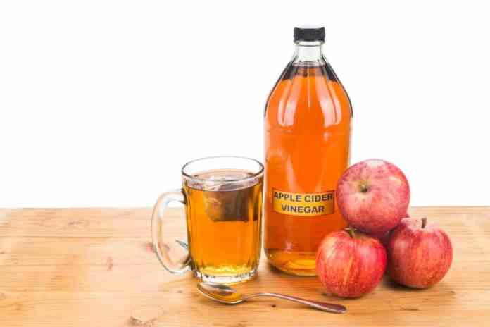 الكمية المسموح بها من خل التفاح