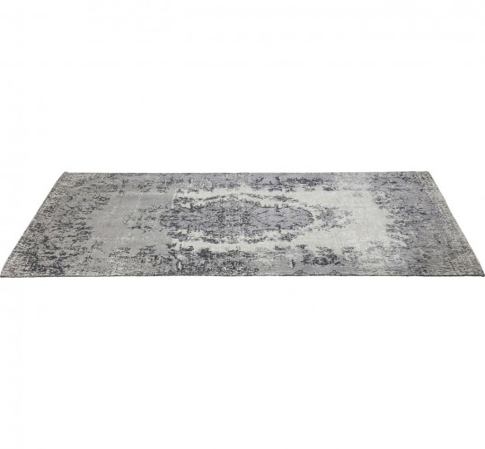 tapis kelim pop 300x200cm gris kare design