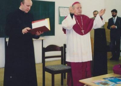 Karel Otčenášek – 90. léta