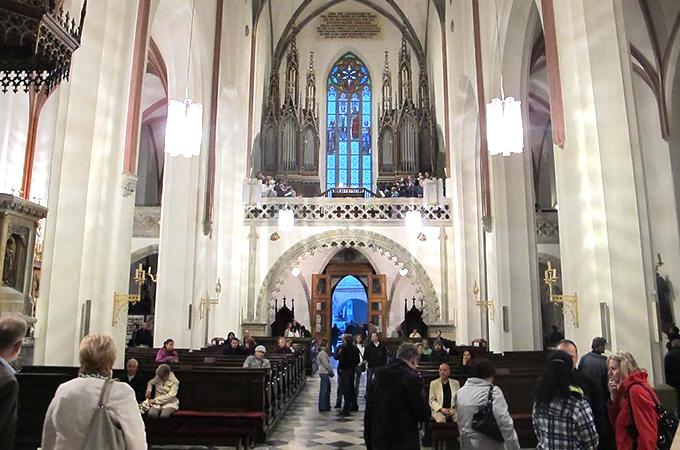 Velikonoční bohoslužby v katedrále Sv. Ducha v Hradci Králové