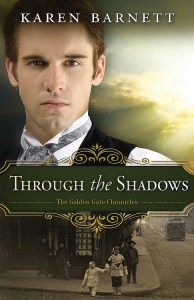 Through the Shadows, Karen Barnett interviews