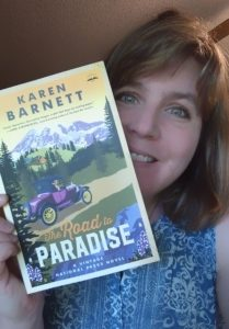 The Road to Paradise by Karen Barnett
