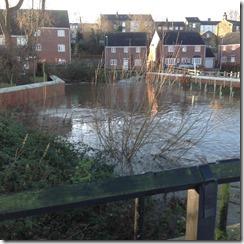Woodlesford floods