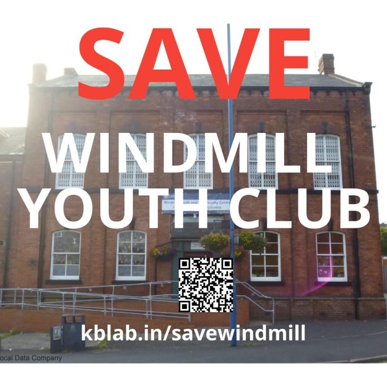 Save Windmill - Instagram