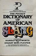 Pocket Dictionary of American Slang