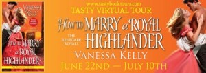How to Marry a Royal Highlander by Vanessa Kelly
