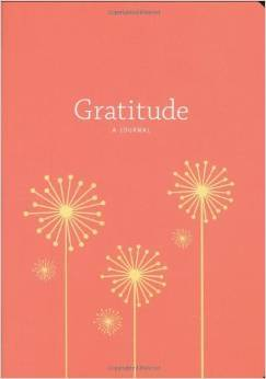 Gratitude Journal Giveaway Image