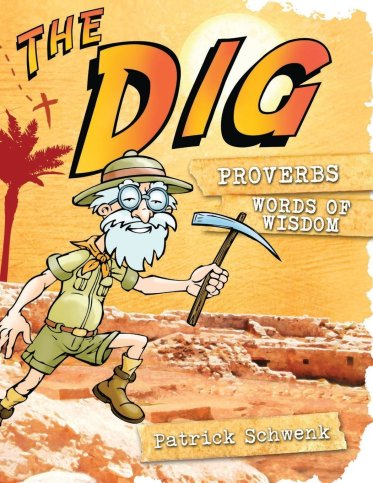 Help your children learn to apply biblical wisdom in their everyday life with The Dig for Kids: Proverbs.