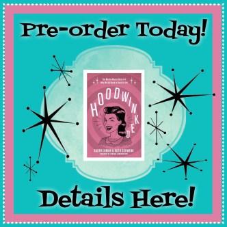 Details to #HoodwinkedBook pre-order at KarenEhman.com