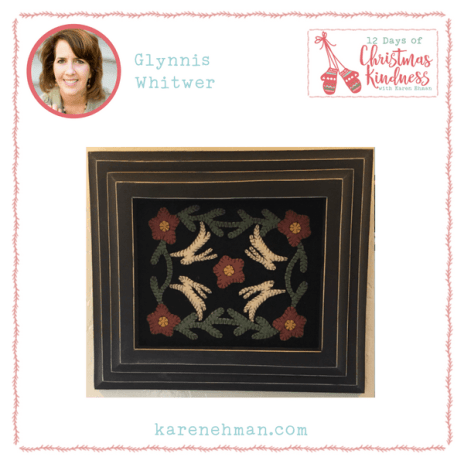 Join Glynnis Whitwer for a Home Decor giveaway during Karen Ehman's 12 Days of Christmas Kindness!