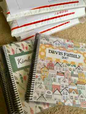 Weekly Day Planner by itsjustemmy at Throne of Grace on Etsy. Favorite planner of Karen Ehman.