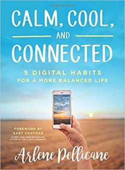 "Calm, Cool, and Connected: 5 Digital Habits for a More Balanced Life by Arlene Pellicane. 7 Favorite ""Fireside Reads"" by Karen Ehman."