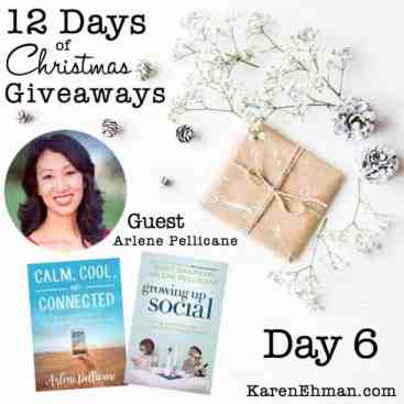 12 Days of Christmas – Day 6