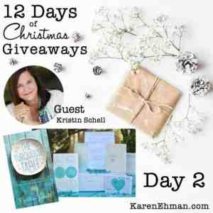10th Annual #12DaysofChristmasGiveaways (2017) at karenehman.com.